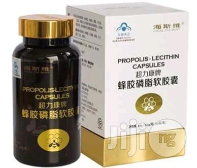 Archive: Norland's Propolis Lecithin Capsule -A Natural Powerful Antioxidant