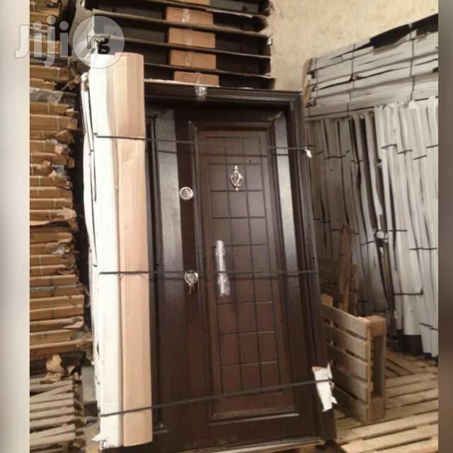 Turkey Steel Doors All Sizes