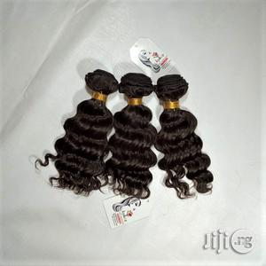 10 Inches 8A Grade India Virgin Human Hair   Hair Beauty for sale in Lagos State, Ikeja