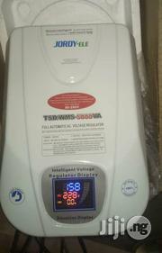 5kva Jordy Ele Servo Wall Mount Stabilizer | Electrical Equipment for sale in Lagos State, Ikeja