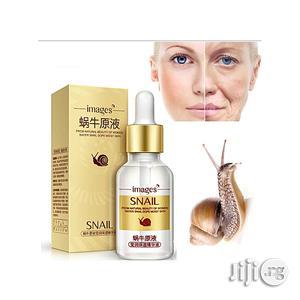 Snail Serum Anti Wrinkle Anti Aging Collagen Whitening Skin Repair Facial Care | Skin Care for sale in Lagos State, Lagos Island (Eko)