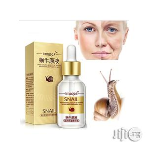 Snail Serum Anti Wrinkle Anti Aging Collagen Whitening Skin Repair Facial Care | Skin Care for sale in Lagos State, Surulere