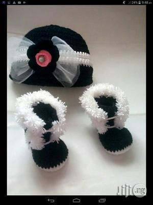 Baby Booties | Baby & Child Care for sale in Rivers State, Port-Harcourt