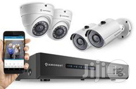 Archive: Mantec CCTV Camera Installation
