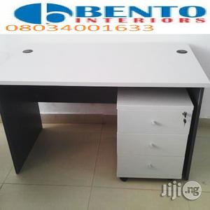 Office Table With Mobile Drawers   Furniture for sale in Lagos State, Lekki