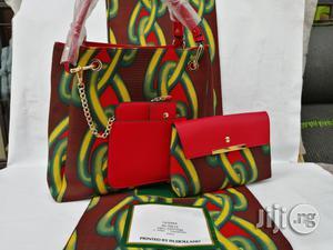 Italian Made Ankara Bags With 6yards Wax and Purse.Needed #Re-Seller/Bulk Buyers Ii | Bags for sale in Katsina State, Katsina