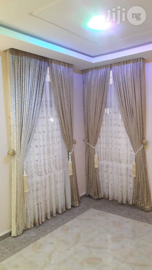 Italian Curtain Material