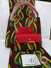 Italian Made Ankara Bags With 6yards Wax and Purse.Needed #Re-Seller/Bulk Buyers Vi | Bags for sale in Kebbi State, Birnin Kebbi