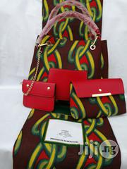Italian Made Ankara Bags With 6yards Wax and Purse.Needed #Re-Seller/Bulk Buyers Viii | Bags for sale in Kebbi State, Birnin Kebbi