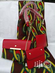 Italian Made Ankara Bags With 6yards Wax and Purse.Needed #Re-Seller/Bulk Buyers Xiv | Bags for sale in Kogi State, Lokoja