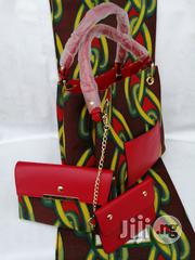 Italian Made Ankara Bags With 6yards Wax and Purse.Needed #Re-Seller/Bulk Buyers Xvii | Bags for sale in Kwara State, Ilorin South