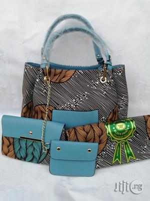 Italian Made Ankara Bags With 6yards Wax and Purse.Needed #Re-Seller/Bulk Buyers Xx | Bags for sale in Kwara State, Ilorin South