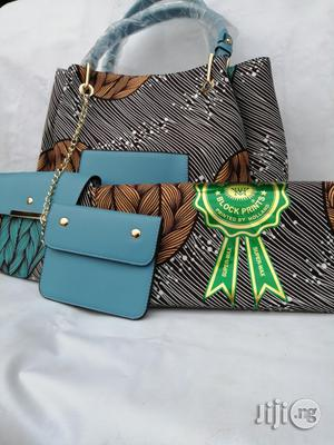 Italian Made Ankara Bags With 6yards Wax and Purse.Needed #Re-Seller/Bulk Buyers Xxii | Bags for sale in Lagos State, Ikeja