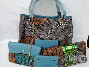 Italian Made Ankara Bags With 6yards Wax and Purse.Needed #Re-Seller/Bulk Buyers Xxvi | Bags for sale in Nasarawa State, Lafia