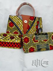 Italian Made Ankara Bags With 6yards Wax and Purse.Needed #Re-Seller/Bulk Buyers Xxvii | Bags for sale in Nasarawa State, Lafia