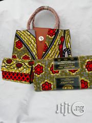 Italian Made Ankara Bags With 6yards Wax and Purse.Needed #Re-Seller/Bulk Buyers Xxviii | Bags for sale in Nasarawa State, Lafia