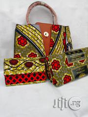 Italian Made Ankara Bags With 6yards Wax and Purse.Needed #Re-Seller/Bulk Buyers Xxix | Bags for sale in Nasarawa State, Lafia