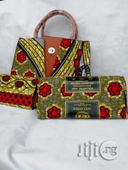 Italian Made Ankara Bags With 6yards Wax and Purse.Xxxii | Bags for sale in Niger State, Minna