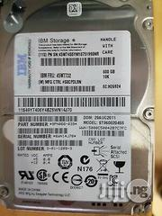 Ibm 600gb 10K 6.0gbps Sff Sas Hard Drive,45W7732 | Computer Hardware for sale in Lagos State
