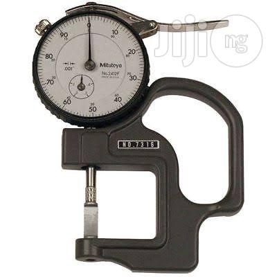 Mitutoyo Thickness Gage 7304S | Measuring & Layout Tools for sale in Alimosho, Lagos State, Nigeria