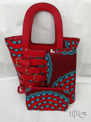 Italian Made Ankara Bags With 6yards Wax and Purse.Needed #Re-Seller/Bulk Buyers Xlvii | Bags for sale in Osun State, Osogbo