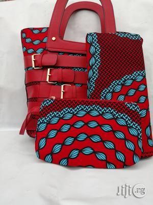 Italian Made Ankara Bags With 6yards Wax and Purse.Needed #Re-Seller/Bulk Buyers Xlviii | Bags for sale in Osun State, Osogbo