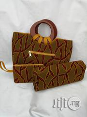 Huge Discount on Imported Ankara Bags With 6yrd Wax and Purse Xv | Bags for sale in Taraba State, Jalingo