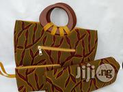 Huge Discount on Imported Ankara Bags With 6yrd Wax and Purse Xxi | Bags for sale in Yobe State, Damaturu