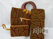Huge Discount on Imported Ankara Bags With 6yrd Wax and Purse Xxiii | Bags for sale in Yobe State, Damaturu