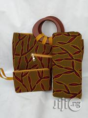 Huge Discount on Imported Ankara Bags With 6yrd Wax and Purse Xxiv | Bags for sale in Yobe State, Damaturu