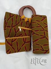 Huge Discount on Imported Ankara Bags With 6yrd Wax and Purse Xxv | Bags for sale in Yobe State, Damaturu