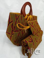 Huge Discount on Imported Ankara Bags With 6yrd Wax and Purse Xxvii | Bags for sale in Zamfara State, Gusau