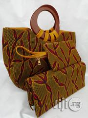 Huge Discount on Imported Ankara Bags With 6yrd Wax and Purse Xxviii | Bags for sale in Zamfara State, Gusau