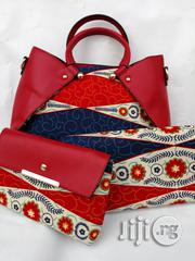 Huge Discount on Imported Ankara Bags With 6yrd Wax and Purse Xxx | Bags for sale in Zamfara State, Gusau