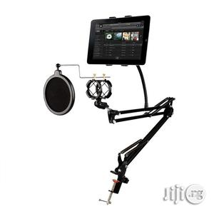 Remax Mobile Recording Studio With POP Filter & Phone Holder | Accessories & Supplies for Electronics for sale in Lagos State, Ikeja