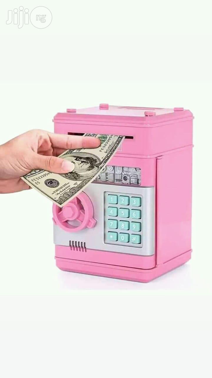 Electronic Piggy Bank ATM Machine
