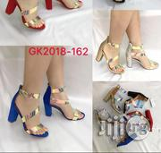 Heel Sander for Ladies/Women Available in Different Sizes. Whatsapp No; | Shoes for sale in Osun State, Ife