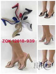 Heel Slippers For Ladies/Women Available In Different Sizes | Shoes for sale in Osun State, Ife