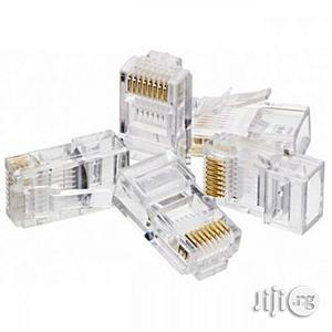 Cat6 RJ45 Connectors | Computer Accessories  for sale in Lagos State, Ikeja
