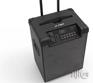 FD T2 Trolley Speaker With Bluetooth (Black)