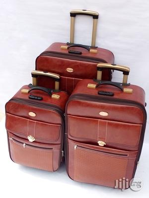 Quality 3 in 1 Fancy Luggages   Bags for sale in Lagos State, Ikeja