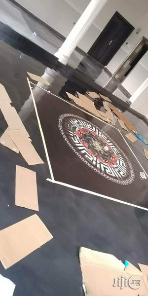 Aesthetic Epoxy Floor | Building Materials for sale in Rivers State, Port-Harcourt