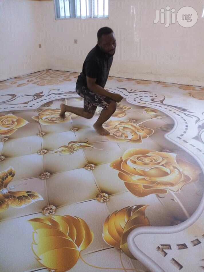 Aesthetic Epoxy Floor | Building Materials for sale in Port-Harcourt, Rivers State, Nigeria