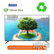 Mooka 55-inch Smart LED UHD TV With A-class Screen - Black | TV & DVD Equipment for sale in Rivers State, Emohua