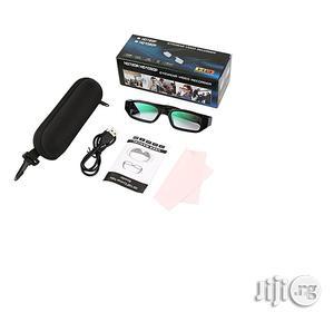 Mini HD 720P Spy Camera Glasses Hidden Eyewear DVR Video Recorder Cam Camcord GR   Security & Surveillance for sale in Lagos State, Ikeja