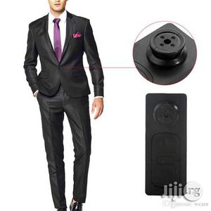 Mini Hidden Camera S918 Hd Button Dv Video Recorder Spy Camera With Vibration Function   Security & Surveillance for sale in Lagos State, Ikeja