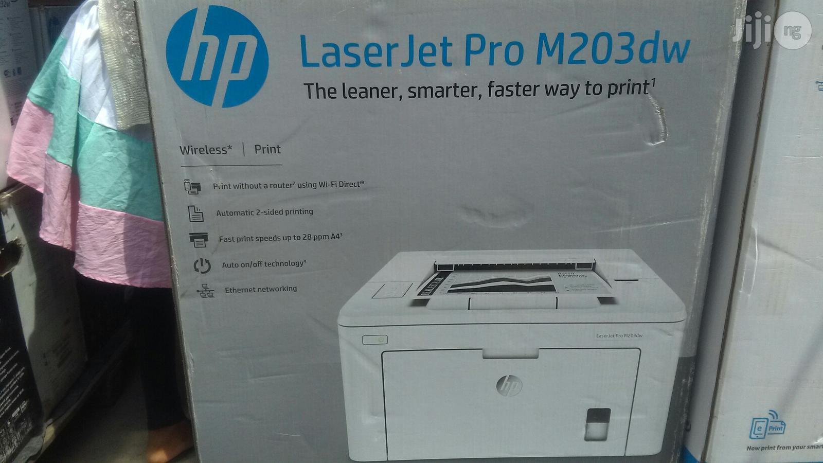 Archive: Hp Laserjet Pro M203dw Wireless Print