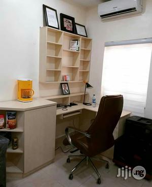 Office Table With Shelve | Furniture for sale in Lagos State, Ikeja