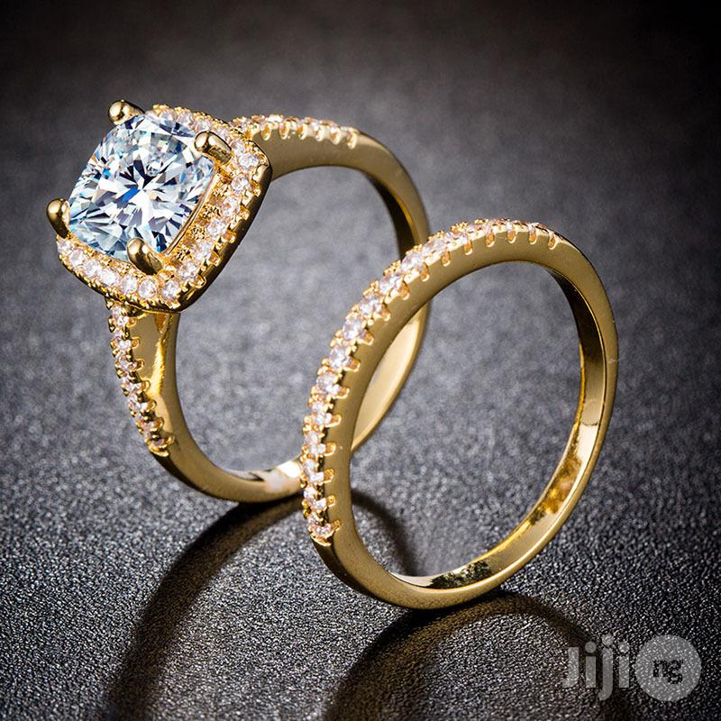 Gold Wedding Ring for Bride | Wedding Wear & Accessories for sale in Ajah, Lagos State, Nigeria