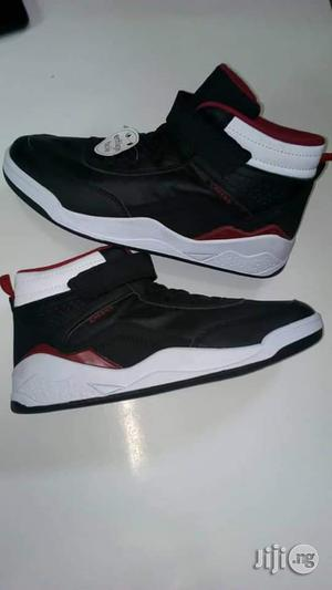 Hi Top Canvas Sneakers | Children's Shoes for sale in Lagos State, Lagos Island (Eko)